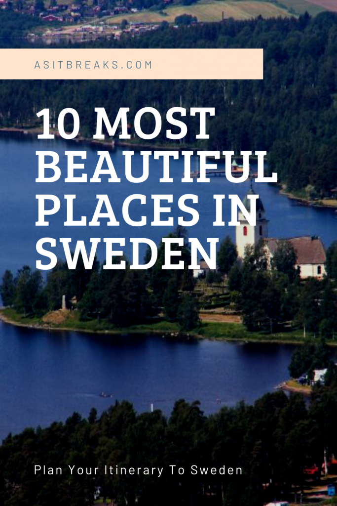 10 Most Beautiful Places In Sweden To Visit