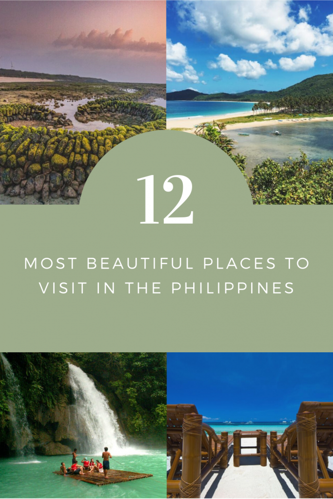 12 Most Beautiful Places To Visit In The Philippines