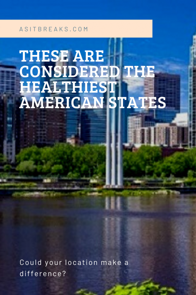 7 Healthiest States In America